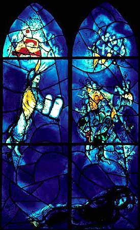The Commonplace Book of Zadok the Roman: March 2005 Chagall Crucifixion